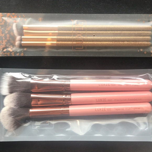 Luxie Other - Luxie Brushes - 2 Sets